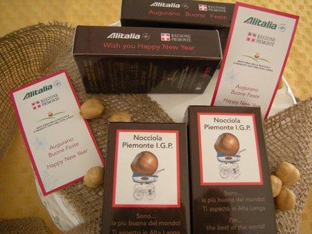 Capodanno con Alitalia